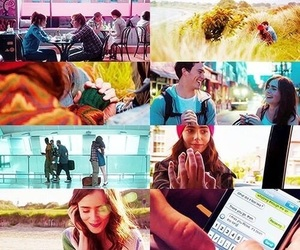 love rosie, lily collins, and movie image