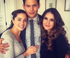 dulce maria, corazon que miente, and thelma madrigal image