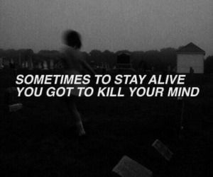 grunge, quotes, and twenty one pilots image