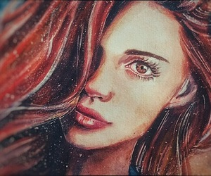 art, holland roden, and teen wolf image