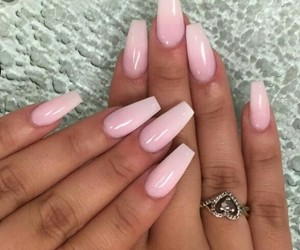beauty, fancy, and nails image