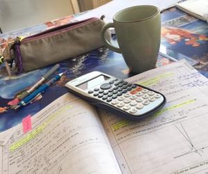 college, desk, and dream job image