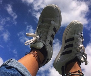 adidas, legs, and up in the air image