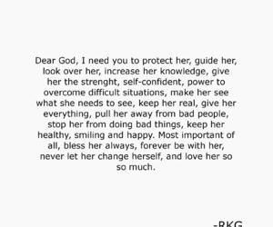 always, dear, and god image