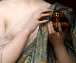 art history, 19th century, and alexandre cabanel image