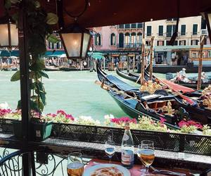 italy, travel, and food image