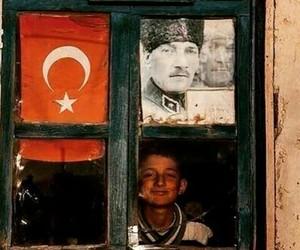 turk, turkiye, and atatürk image