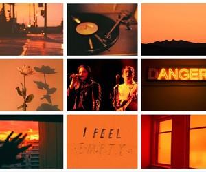 aesthetic, frank iero, and gerard way image