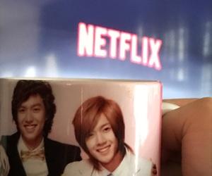 coffee, Corea, and F4 image