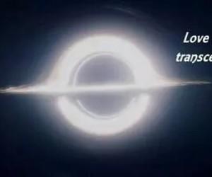 interstellar and love image