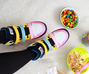 shoes and candy image