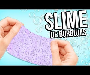 bubbles, slime, and tutorial image