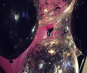 balloons, birthday, and decor image