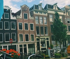 amsterdam, holland, and building image
