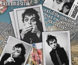 bands, green day, and billie joe armstrong image