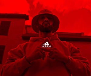 adidas, red, and 385i image