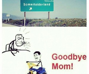 ian somerhalder, mom, and funny image
