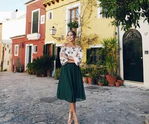 kenza zouiten, fashion, and girl image