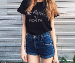 boyfriend, outfit, and problem image