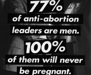 abortion, men, and feminism image