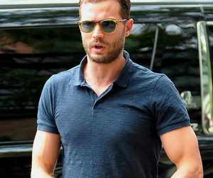 actor, christian grey, and fifty shades freed image