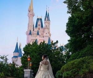 castle, disney, and future image