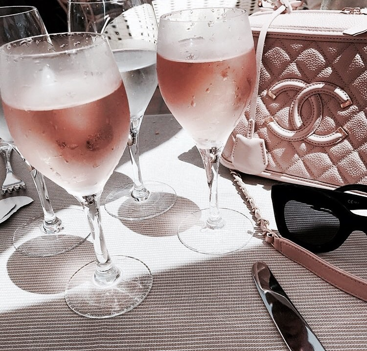 drink, chanel, and food image