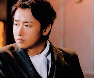 arashi, satoshi ohno, and J-pop image