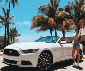 car, style, and summer image