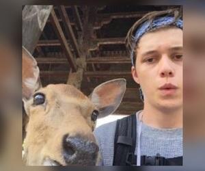 boys, tumblr, and nick robinson image