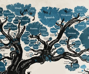 idioms, languages, and tree image