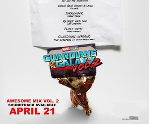 Marvel, vol 2, and guardians of the galaxy image