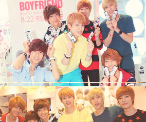 boyfriend, youngmin, and donghyun image