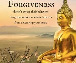 Buddha, forgiveness, and quotes image