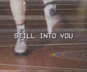 Lyrics, paramore, and still into you image