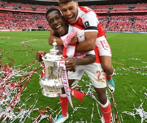 Arsenal, oxlade-chamberlain, and afc image