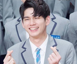 wanna one, ong seongwoo, and produce 101 image