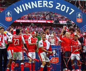 Arsenal and afc image