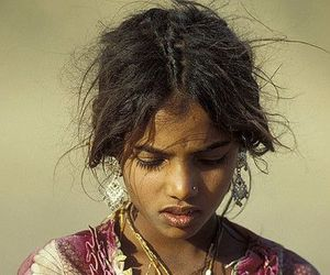 girl and india image