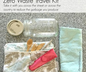 travel kit, zero waste, and ecológico image