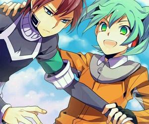 alpha, anime boys, and fan art image