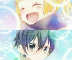anime, love, and fukumenkei noise image