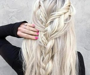 braid, hair, and curls image