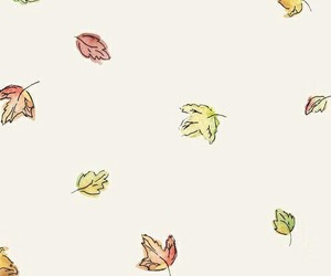 autumn, background, and fall image