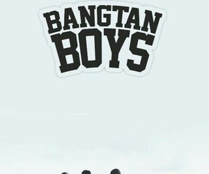 bts, bangtan boys, and bts wallpaper image
