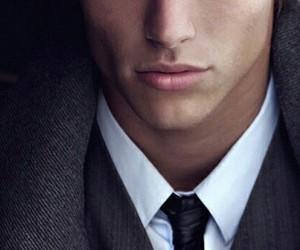 boy, lips, and sexy image