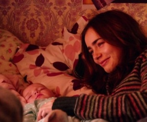 lily collins and icon image