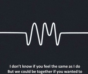 am, arctic monkeys, and be image