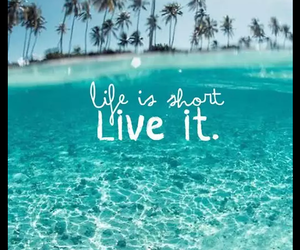 live is life image