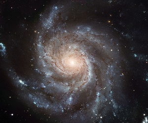 galaxy, space, and star image